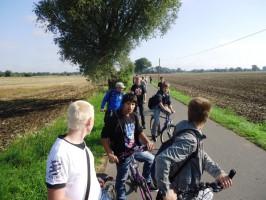 Radtour nach Quappendorf