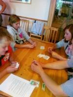 Stumme Kartenspieler