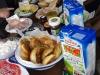 Arbeit macht hungrig - Polnisches Buffet