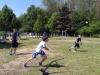 Abschlag beim Baseball