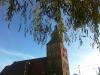 Vom Turm hatten alle einen herrlichen Blick über Gorzow