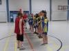 Die Handballmannschaften der Mädchen