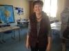 Unsere Mathelehrerin
