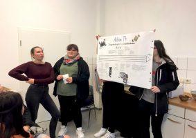 Oberschule Briesen_Exkursion Stolpersteine der Klasse 10_November 2019_3