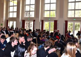 Oberschule Briesen_Unser 10. Schulgeburtstag_10. Schuljubiläum vom 25. Oktober 2019_6