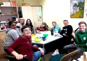 Oberschule Briesen_Vorlesetag in der Grundschule_November 2019_1