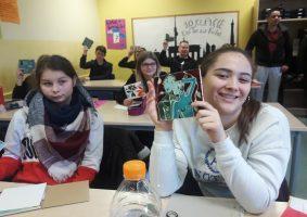 Oberschule Briesen_Weihnachtsüberraschung von GOLEM für die 8 Klasse_Dezember 2019_6